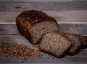 buckwheet - chleb bez glutenowy