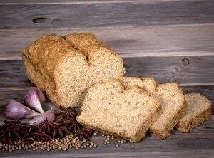 Włoski chleb bez glutenowy